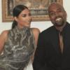Kim Kardashian i Kanye West.