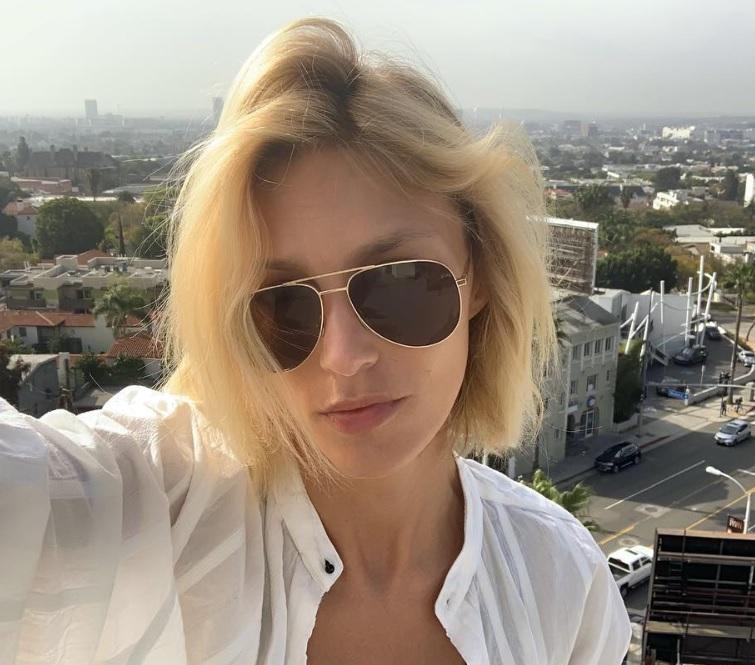 Anja Rubik Zamieściła Odważne Zdjęcia Z Wakacji Nie Ma