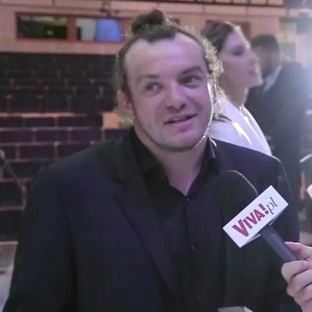 Łukasz Palkowski przyjacieł Piotra Woźniaka- Staraka