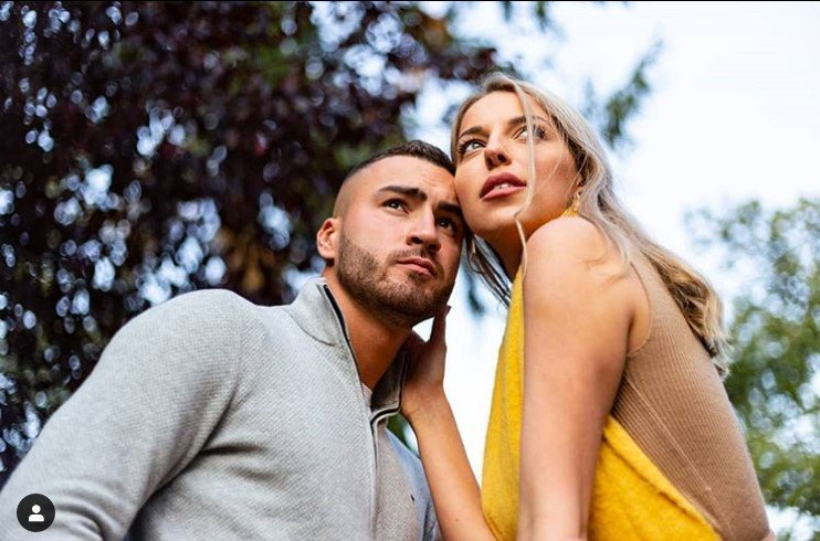 Oliwia i MAciek love island