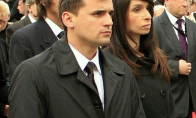 były mąż kaczyńskiej aresztowany