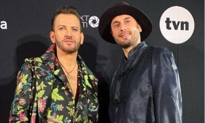Gabriel i Rafał w roli włoskich projektantów