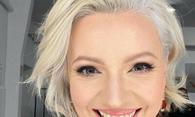 Szelągowska w nowej fryzurze