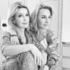 Blanka Lipińska z mamą