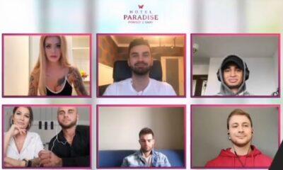 Hotel paradise powrót z raju