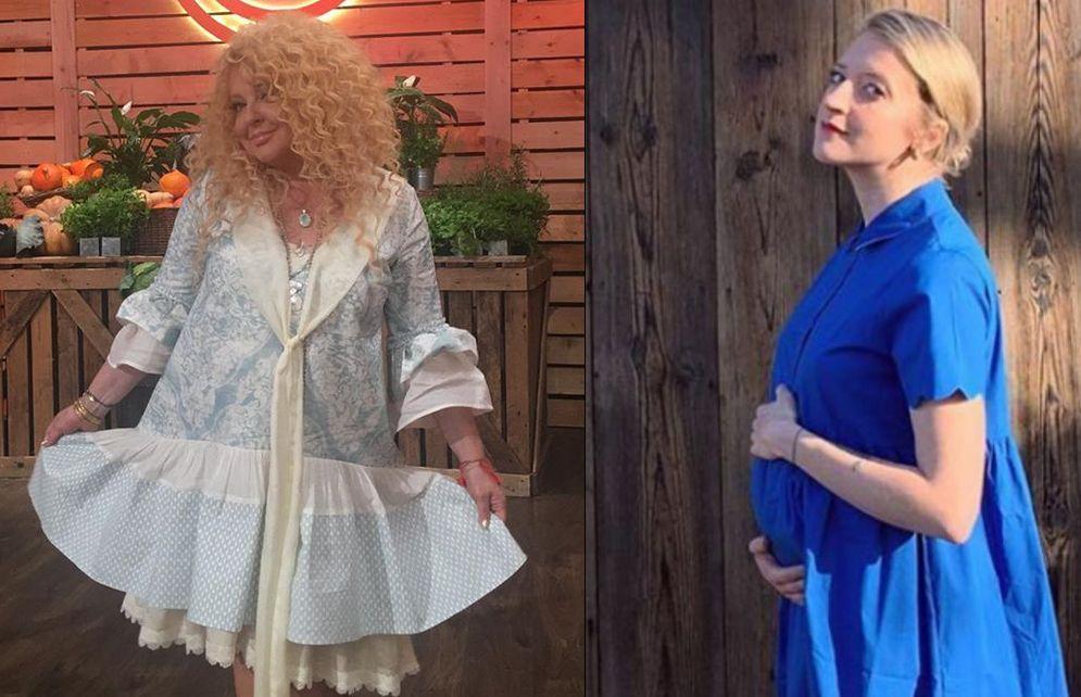 Magda Gessler zostanie babcią