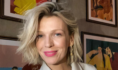 Magda Mołek bez makijażu