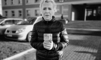 nie żyje znana dziennikarka