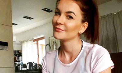 Agnieszka Radwańska dumnie eksponuje