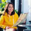 Katarzyna Glinka uczciła narodziny