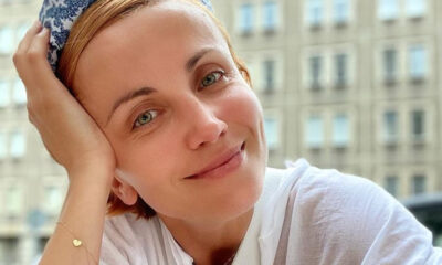 Katarzyna Zielińska pokazała