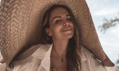 Ania Wendzikowska w bikini