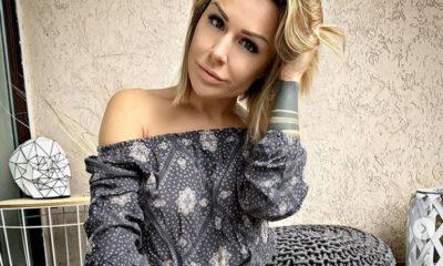 Blanka Lipińska w nowej fryzurze