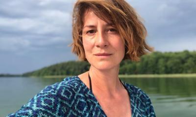 Maja Ostaszewska namawia