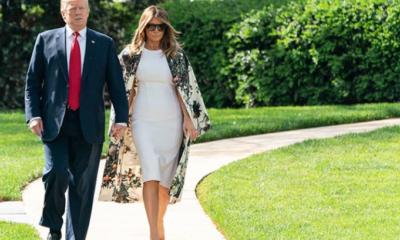 Donald Trump zakażony koronawirusem