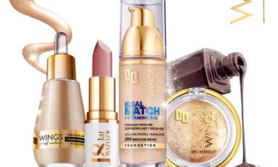 Wielka wyprzedaż kosmetyków AA