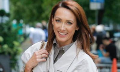 Anna Kalczyńska ma koronawirusa