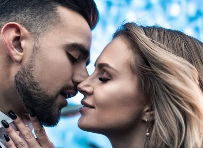 Romantyczny klip Ivana i Ani pojawił się w sieci! Miłość widać gołym okiem!