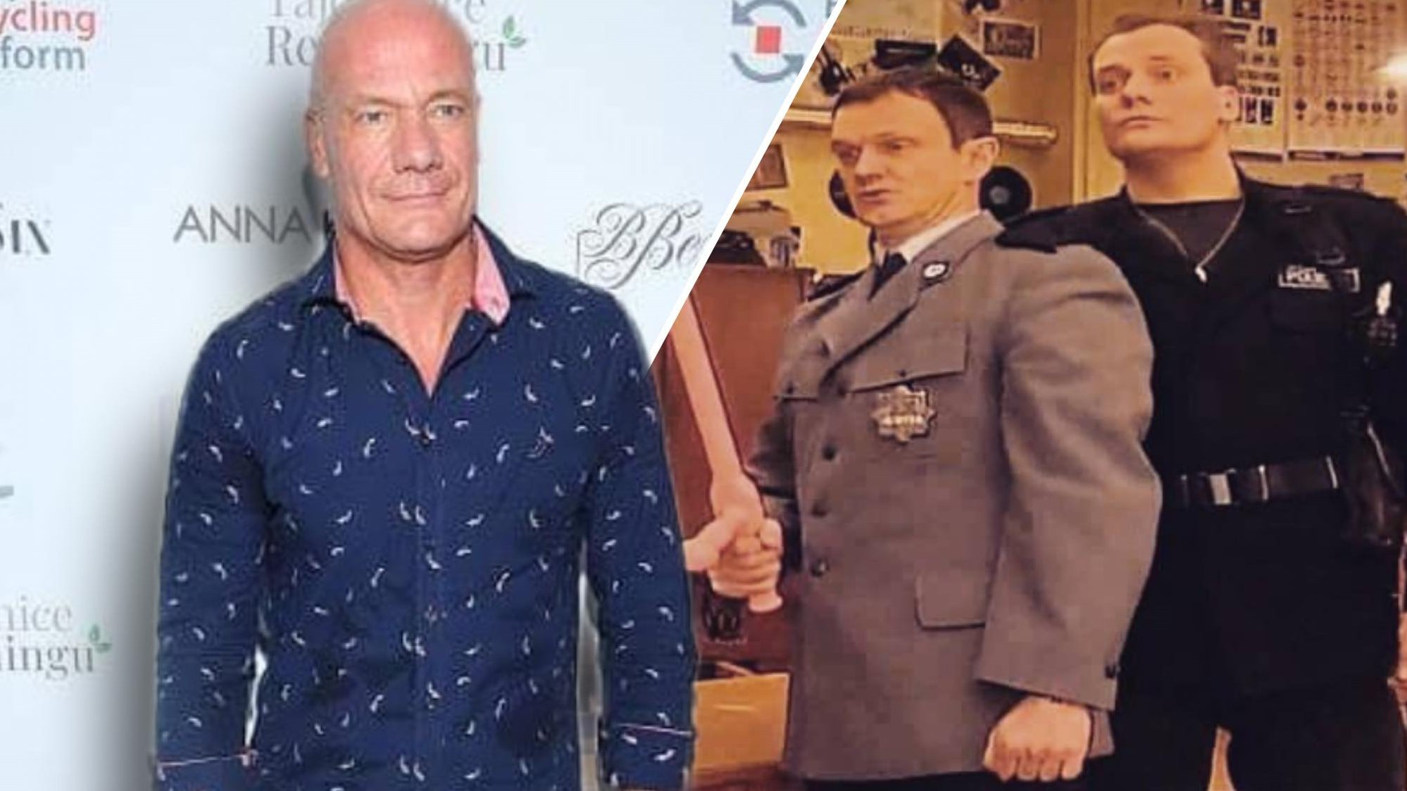 """Arnie z """"13 posterunku"""""""