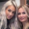 Mama i przyjaciółka Kasi