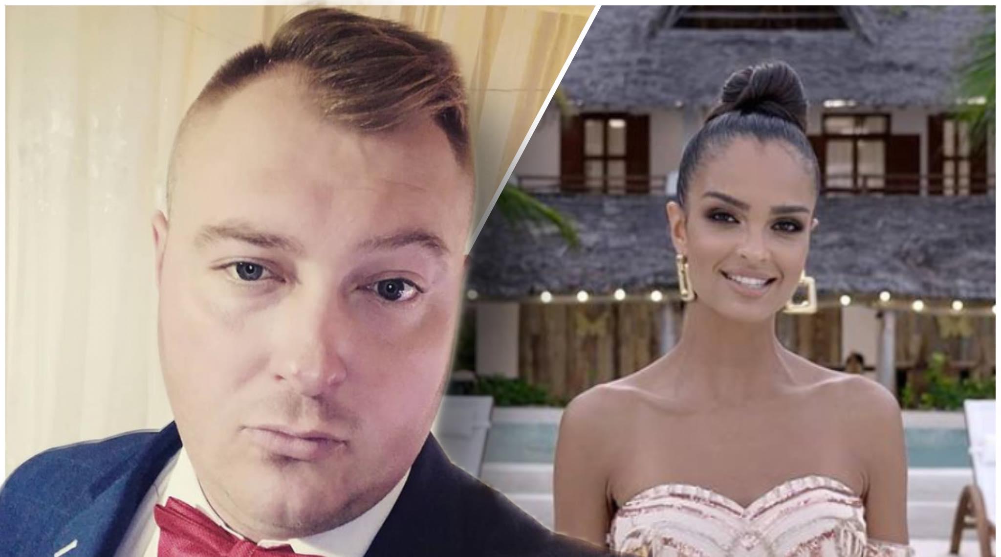 """Łukasz Sędrowski to jeden z uczestników programu """"Rolnik szuka żony"""""""