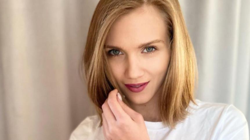 Agnieszka Kaczorowska to tancerka i aktorka.