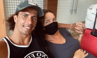 Agnieszka Włodarczyk wraz z partnerem zakażeni są koronawirusem.