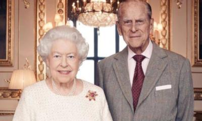 Książę Filip to mąż Królowej Elżbiety