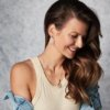 Ania Lewandowska w nowej fryzurze
