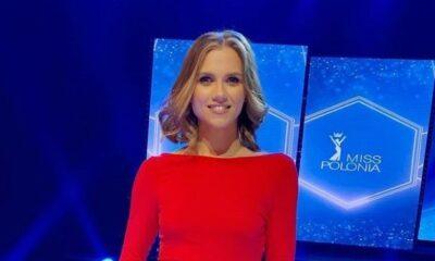 Kaczorowska podczas wyborów miss polonia 2020