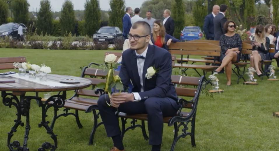 Maciek jest uczestnikiem programu Ślub od pierwszego wejrzenia.