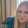 Marzena Rogalska w okularach