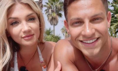 Love Island Mateusz i Caroline