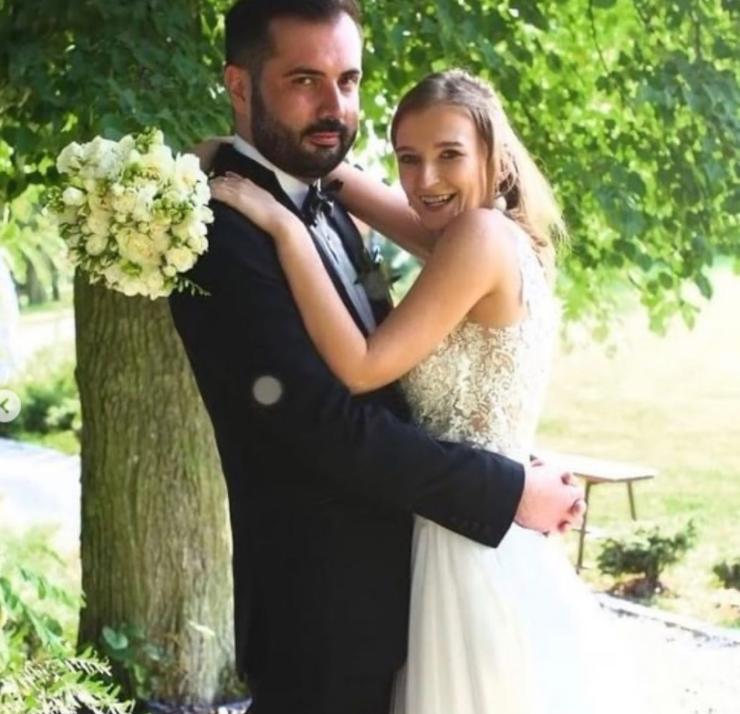 Iga i Karol poznali się w dniu ślubu.
