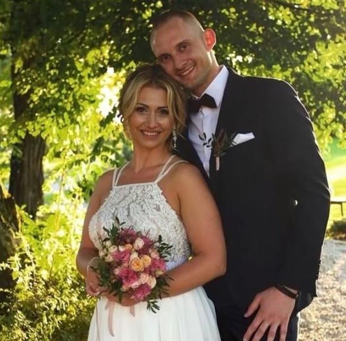 Iza i Kamil poznali się w dniu ślubu.