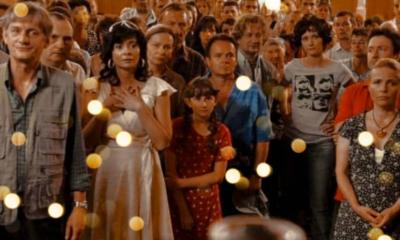 Aktorzy z serialu Ranczo.