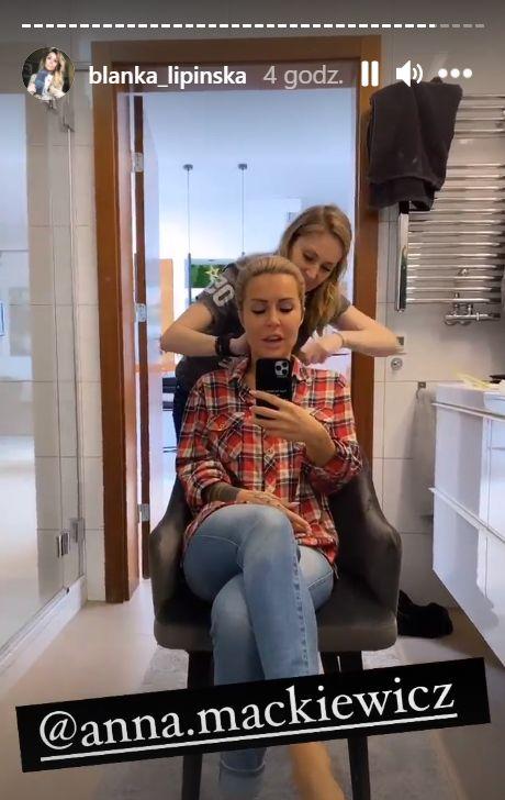 lipińska nowa fryzura