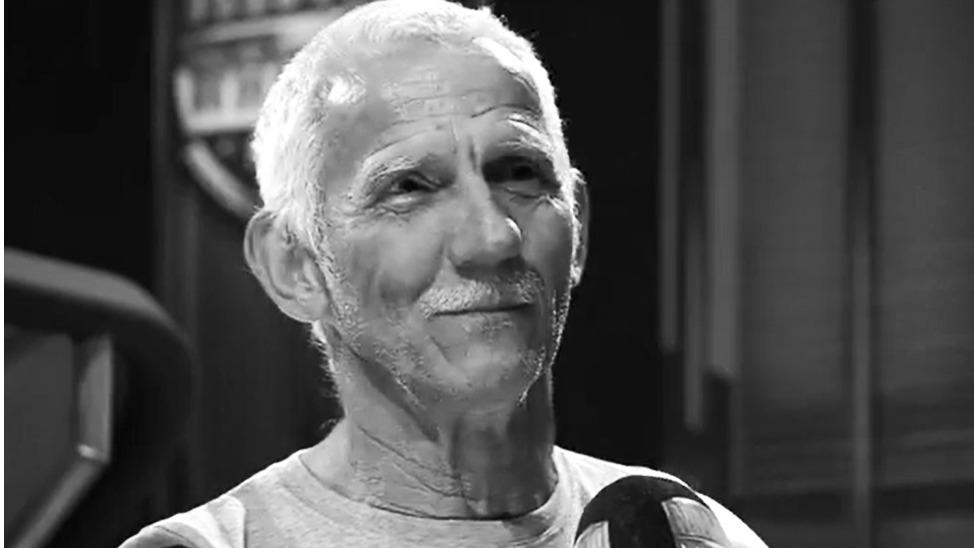 Pan Marek Buchowski najstarszy uczestnik w historii programu Ninja Warrior Polska.