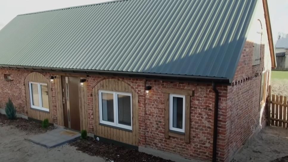 Nowy dom pana Grzegorza w programie Nasz nowy dom.