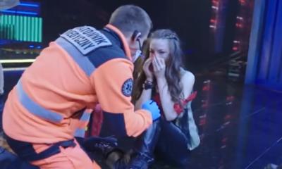 Wypadek Oliwii Górniak na planie Dance Dance Dance.