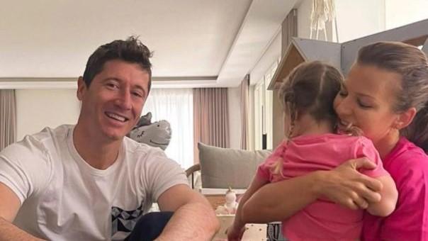 Klara Lewandowska skonczyla 4 lata