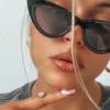 Ania z Love Island w modnych okularach