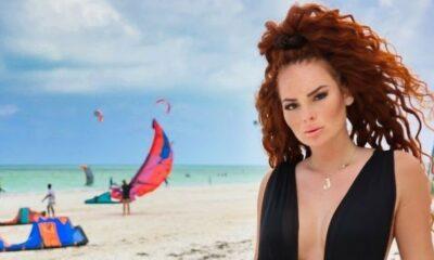 Justyna Hotel Paradise jak Eva Minge?