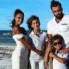 Rodzina Klaudii El Dursi razem na zdjęciu z Zanzibaru.