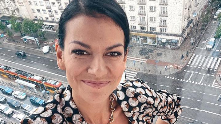 Alżbieta Lenska planuje być w ciąży