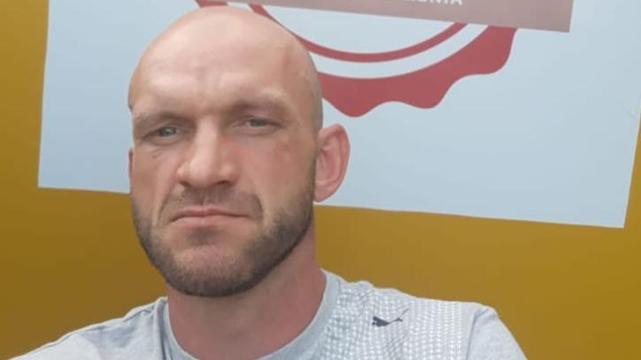 Ryszard szczena Dąbrowski wygrana mma vip