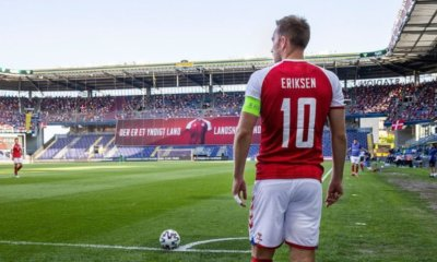 Dramat Christiana Eriksena na Euro 2020.