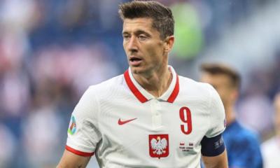 Mocne słowa Lewandowskiego po porażce na Euro 2020