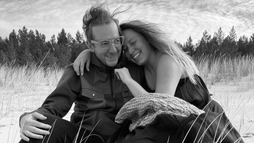 Tadeusz Muller i Małgorzata Downar.