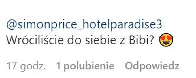 Bogusia i Szymon z Hotel Paradise